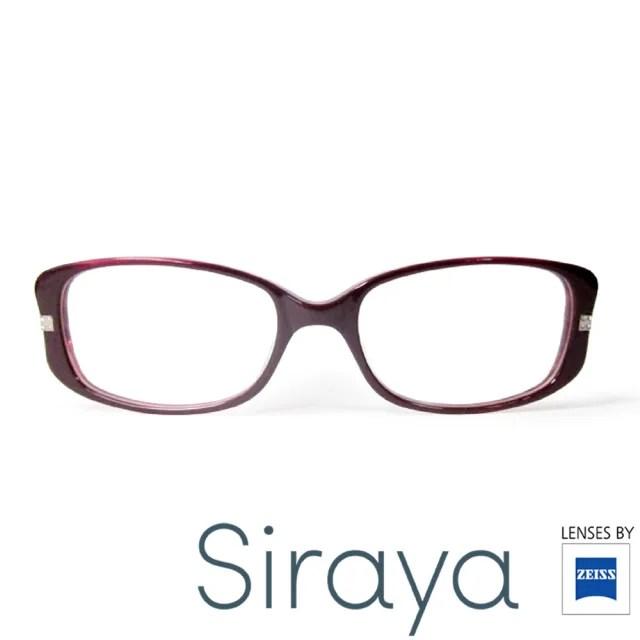 【Siraya】『百搭典雅』Siraya 光學眼鏡 BEBE