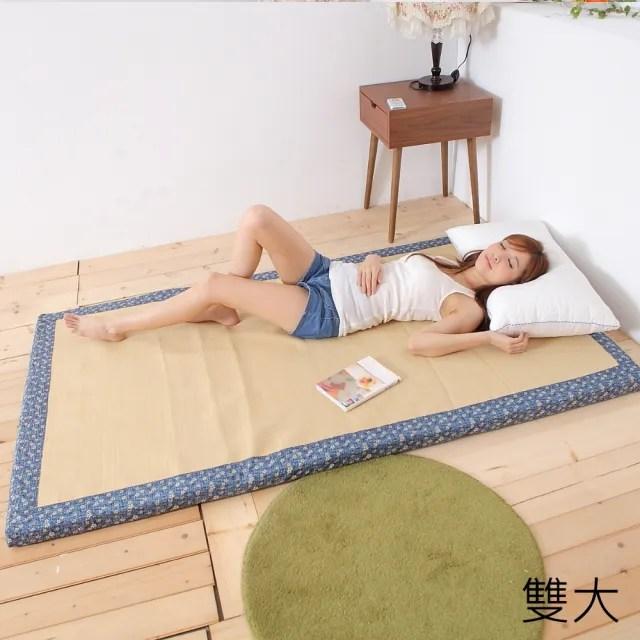 【Lust】日式和風床墊6X6.2尺 透氣性更勝記憶墊學生高級床墊質感絕佳(台灣製造)