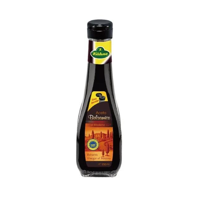 【冠利】精選義式葡萄黑醋 250ml(德國第一品牌)