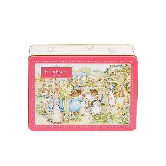 【比得兔】波特小姐典雅蛋捲禮盒-芝麻口味288g(送禮推薦)
