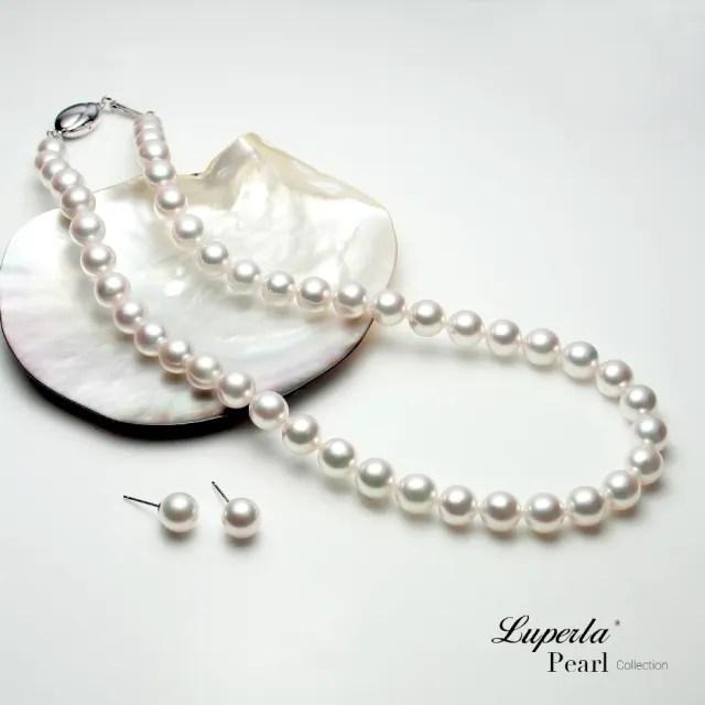 【大東山珠寶】天女日本Akoya海水珍珠項鍊(Akoya珍珠)