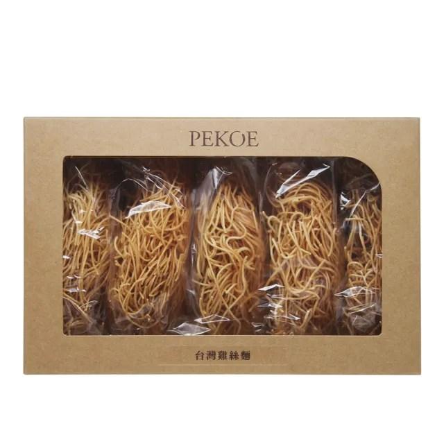 【PEKOE精選】台灣雞絲麵