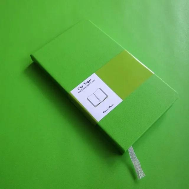 【Conifer 綠的事務】60K 都會時尚空白筆記本(精裝  萬用手冊  手札  手帳  筆記本)