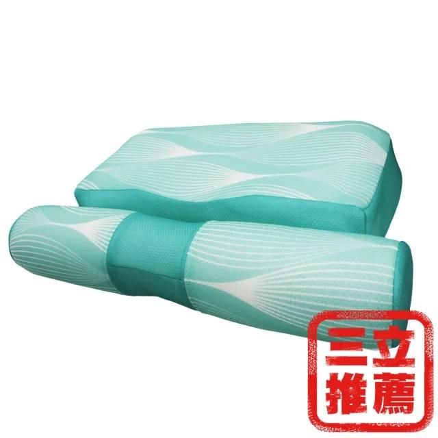 【YAMAKAWA】三立婆媳當家介紹 全方位可調式護頸枕(透氣、瑜珈枕、可調式、護頸枕、水洗枕、可機洗、釋壓)