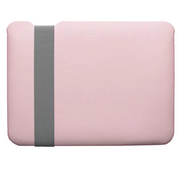 【AcmeMade 愛卡美迪】Skinny筆電包內袋 13吋MacBook Pro/Air - SMALL(灰/粉)