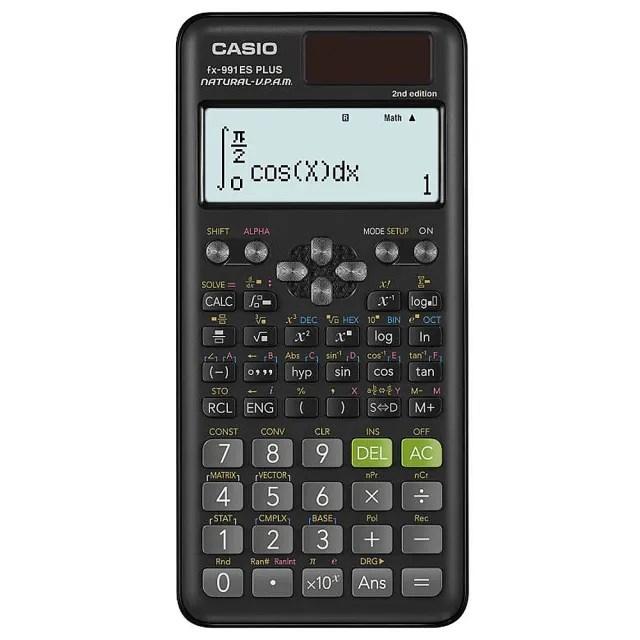 【CASIO 卡西歐】12位數工程型計算機II(FX-991ES PLUS-2)