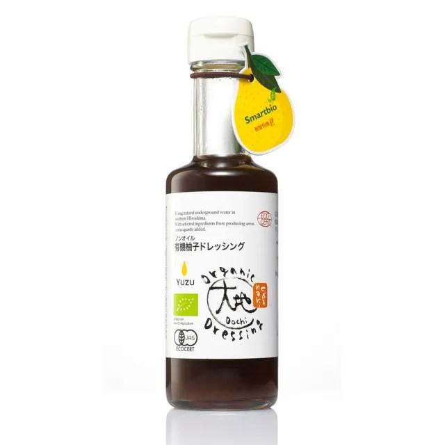 【大地】日本有機柚子和風醬175ml(釀造的好滋味 火鍋、沾醬最佳選擇)