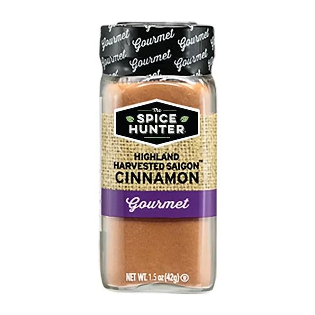【Spice Hunter 香料獵人】美國原裝進口 肉桂粉(42g)