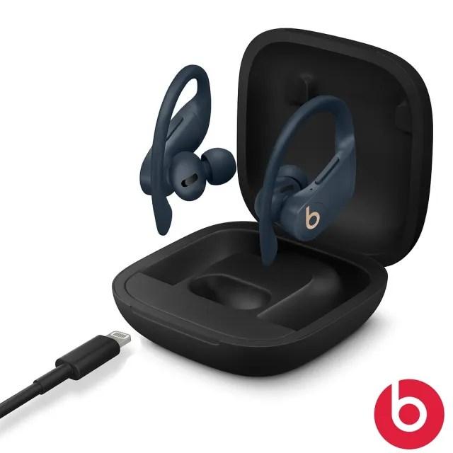 【Beats】Powerbeats Pro 真無線耳機(海軍藍)