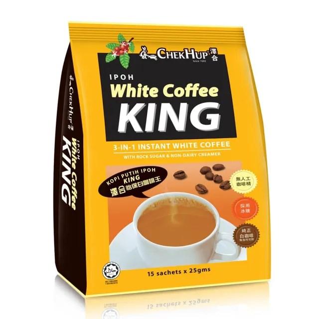 【澤合】怡保白咖啡含糖三合一x2袋組(25gx15入/袋)