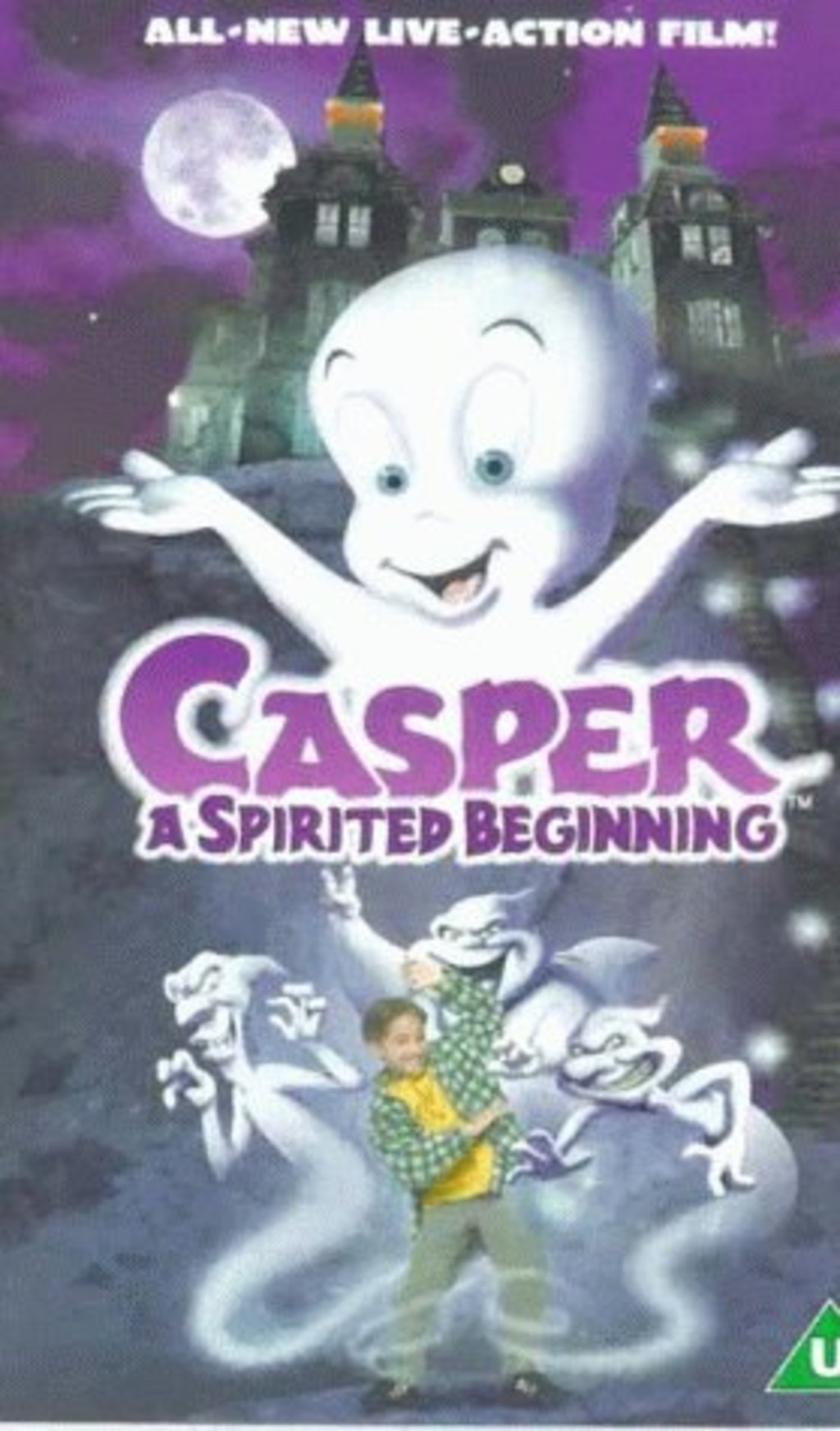 Watch Casper A Spirited Beginning On Netflix Today