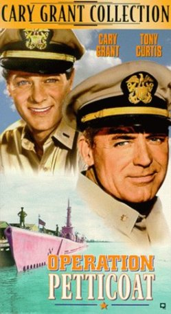 Image result for operation petticoat poster