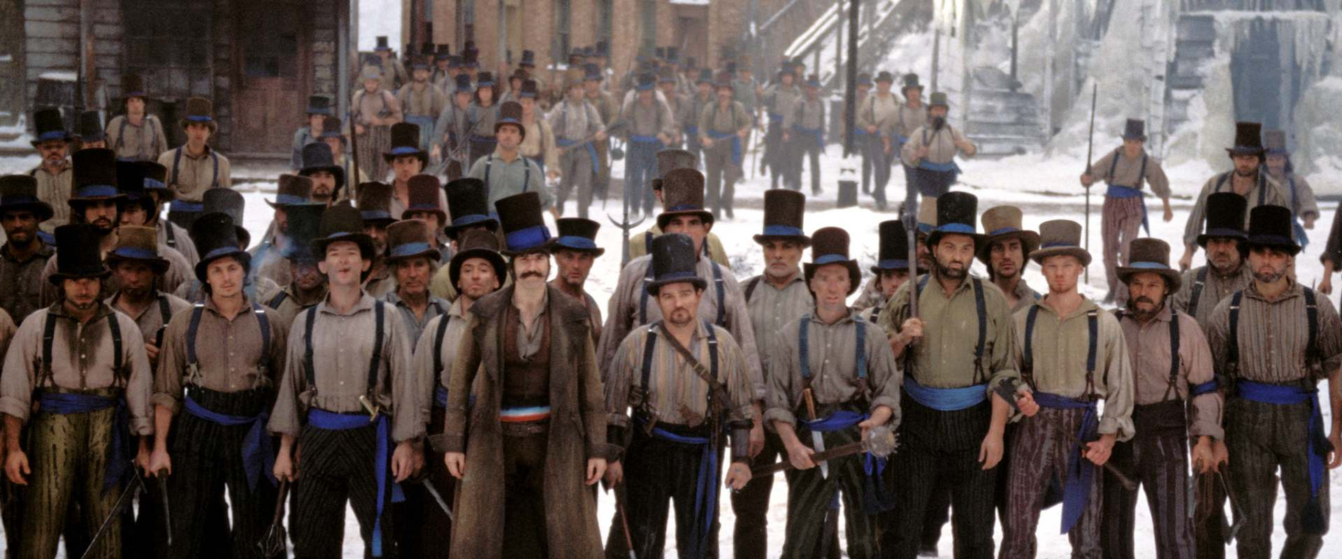 Watch Gangs Of New York On Netflix Today