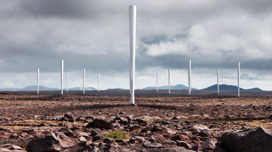 Вятърните турбини на бъдещето са без перки