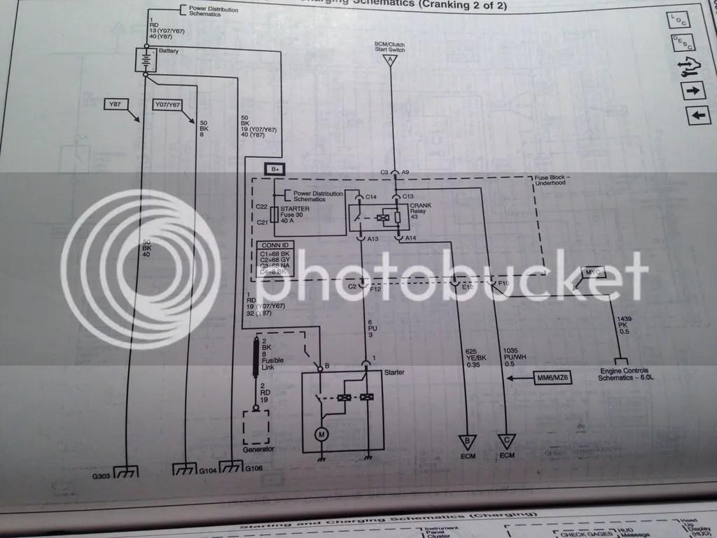 2005 Starter Wiring Diagram Needed