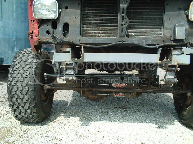 Fabworx Solid Axle Swap Kit