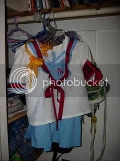 Haruhi School Uniform