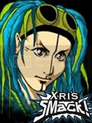 Xris of www. smack-fetish.com