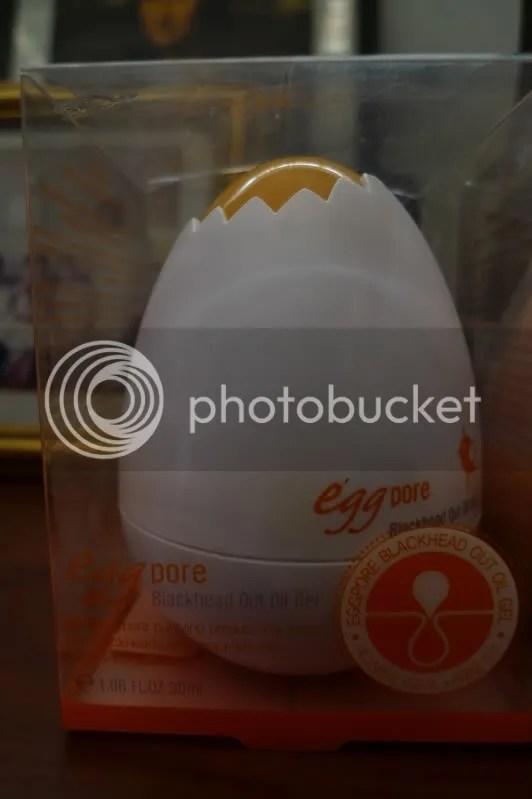 Egg #1: Blackhead Out Oil Gel.
