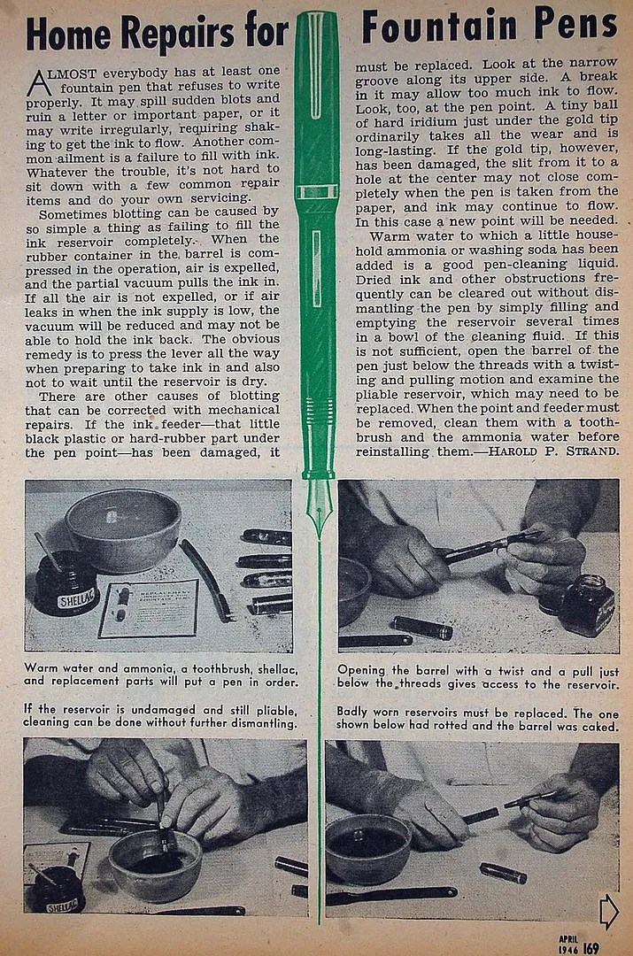 Pop Science April 1946
