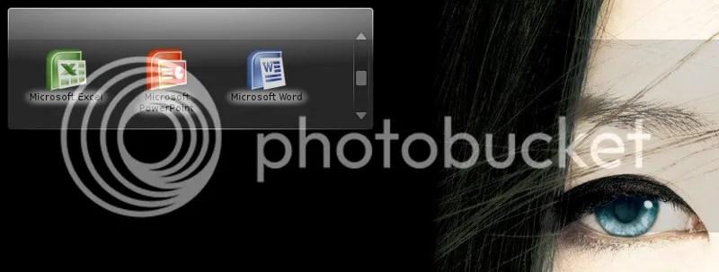 Folder View widget