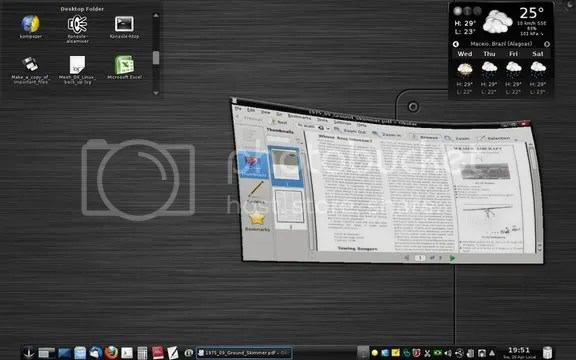 Compiz Wobbly Windows in KDE 4.6.2