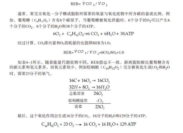 【基礎理論】能量消耗測試 - 壹讀