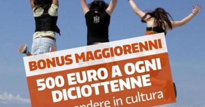 Risultati immagini per bonus 500 euro