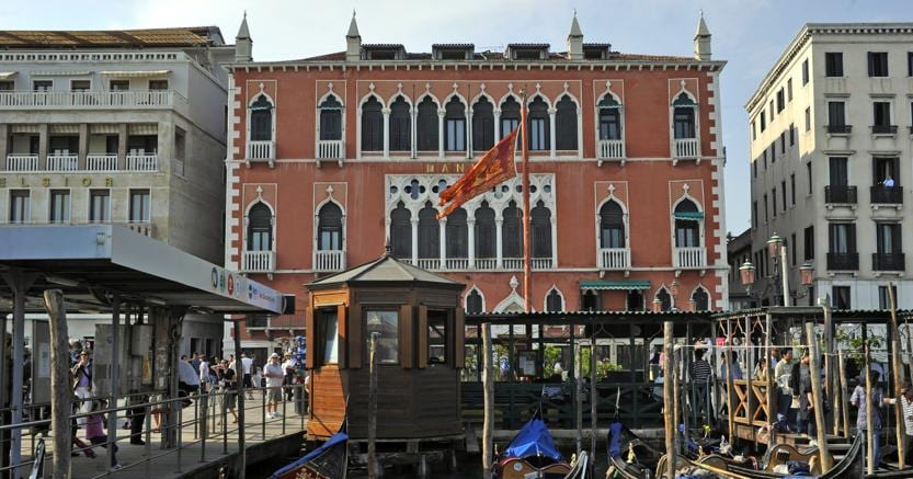 Hotel Danieli di Venezia (Olycom)