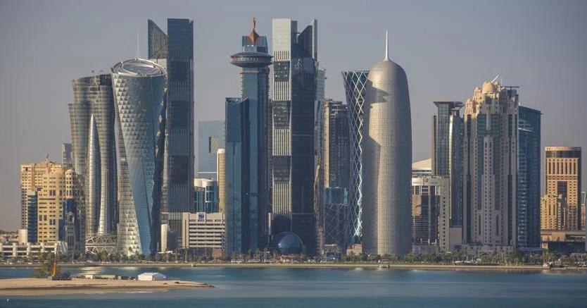 Doha, Skyline - Afp