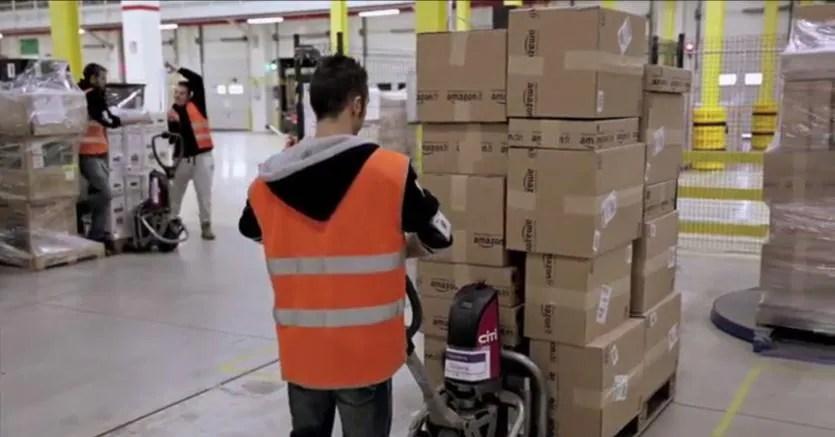 Amazon Crea 1200 Posti Di Lavoro A Torrazza Piemonte Il