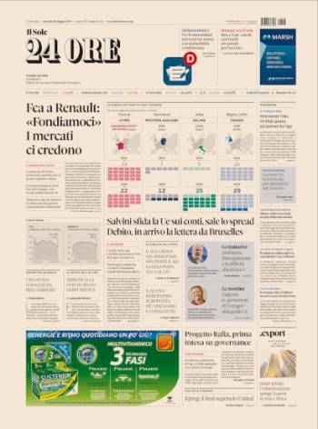 311d56232f Piazza Affari la peggiore in Europa con le banche. Lo spread sfiora 290
