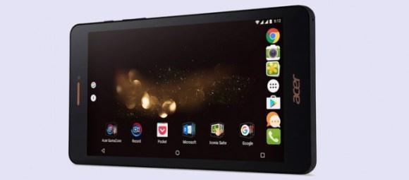Tela grande e preço atrativo: Acer apresenta o phablet Iconia Talk S com 7 polegadas, Acer, Android, Phablets, lançamentos, smartphones