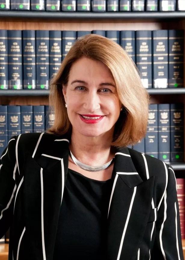 Nuova Zelanda Alta Corte giudice Justice Lowell Goddard
