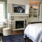 15 Creative Ways To Design Or Decorate Around The Tv Schneiderman S The Blog Design And Decorating