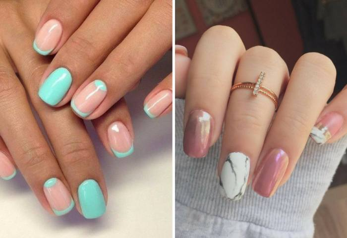 7 Ideas Para Uñas De Gel Decoradas Ellas Hablan