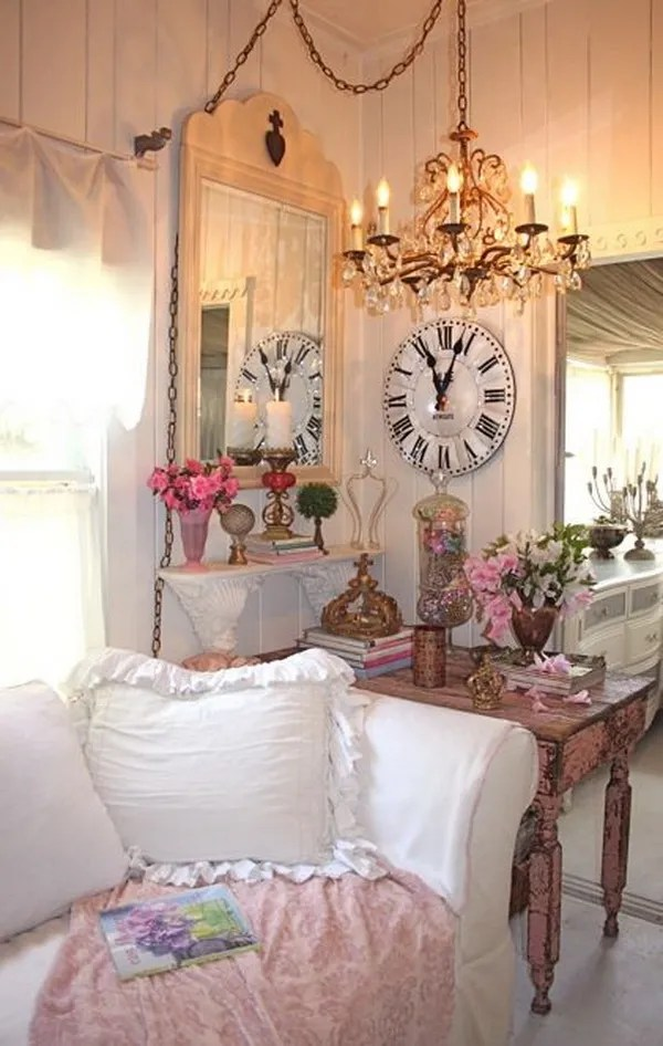 Shabby Chic Leads in Decoration and Design
