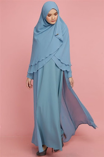 Model Hijab Syari Trendy
