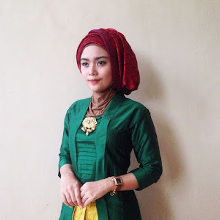 Model Hijab Kutubaru Simple