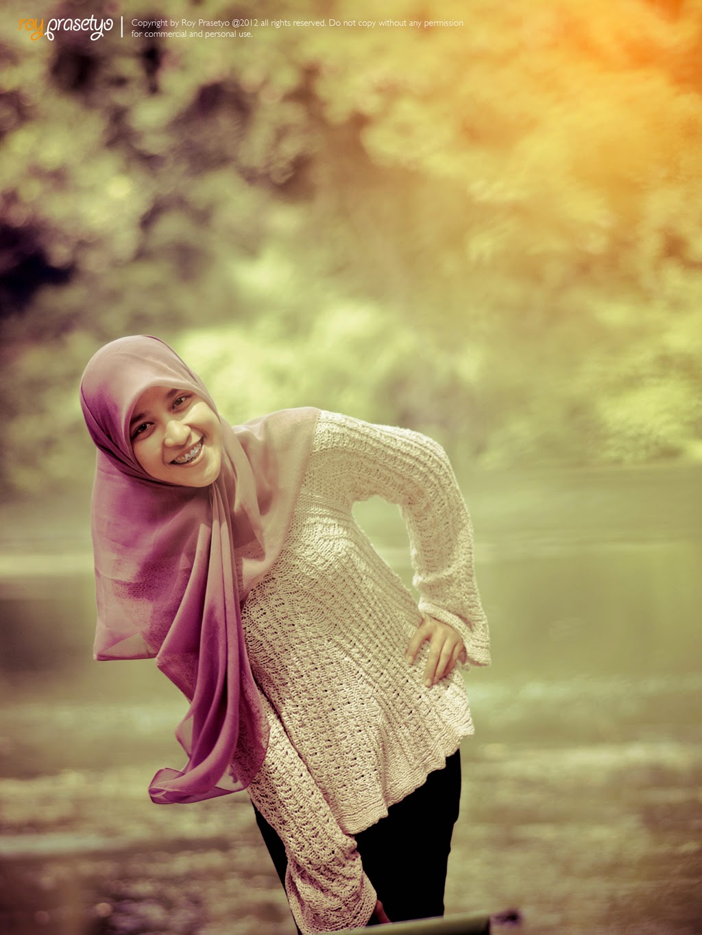 Model Hijab Simple Paris