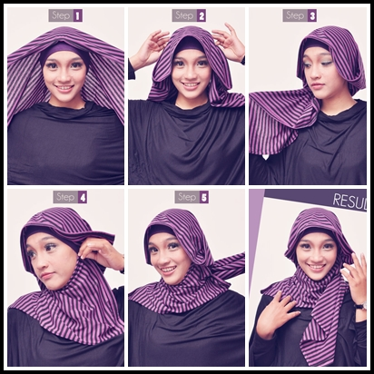 Model Jilbab Modern You Tube