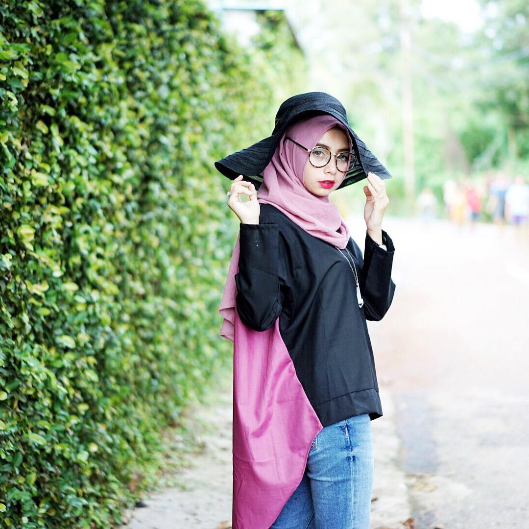 Model Hijab Di Indonesia