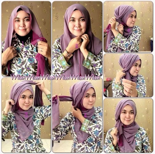 Model Hijab Utk Ke Pesta