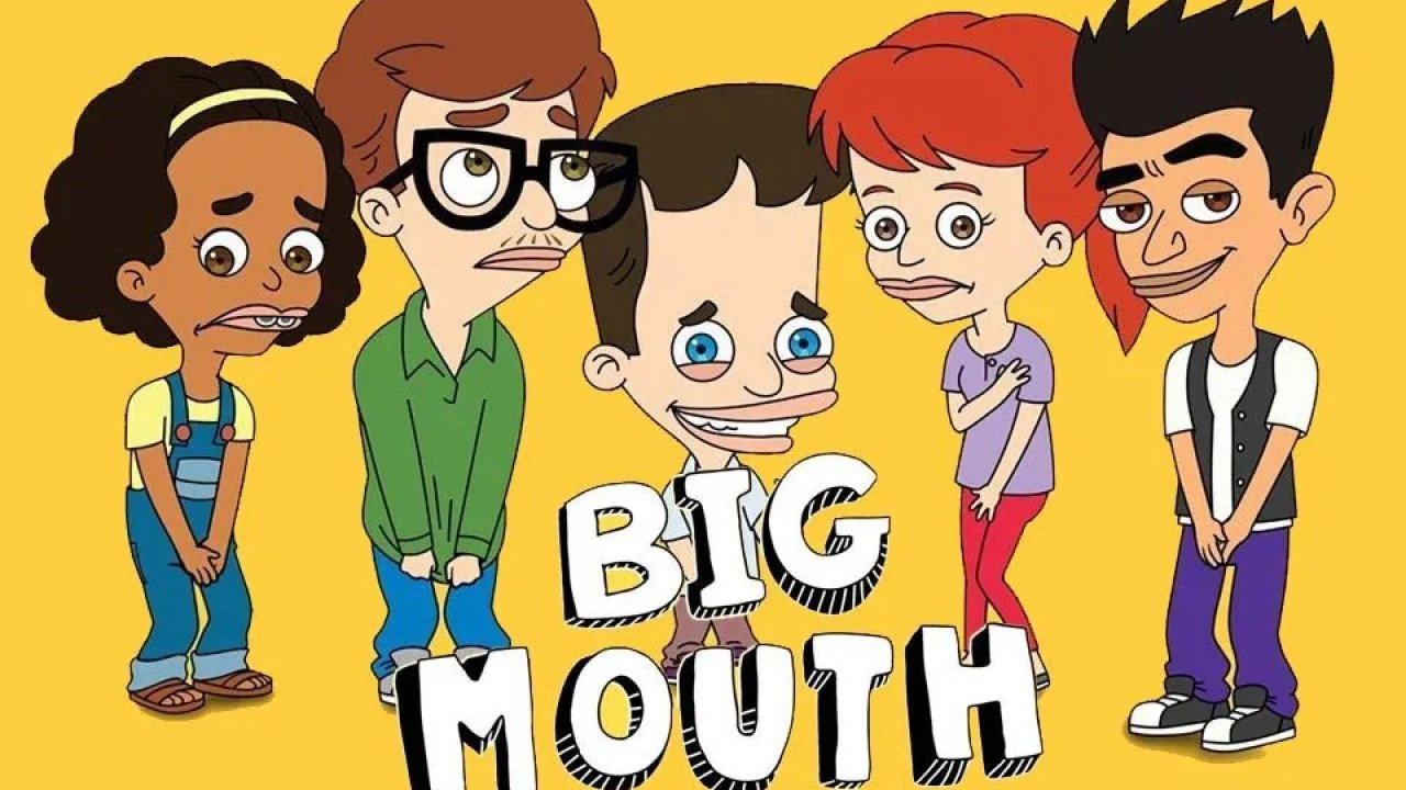 Big Mouth Analysis Of A Tv Serie About The Hormonal Revolution