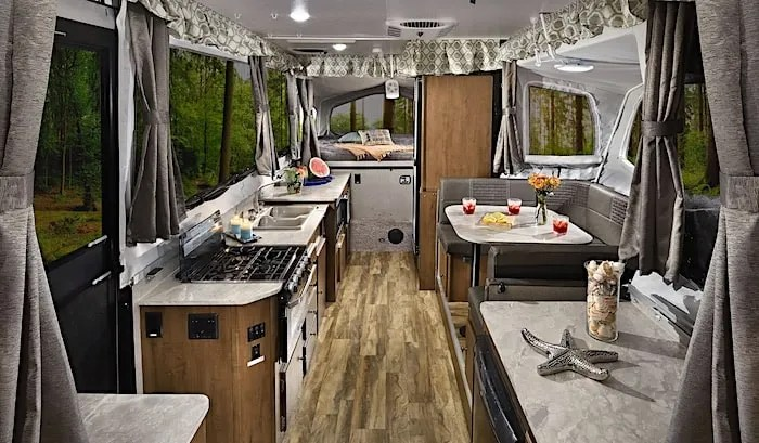 7 best pop up campers with bathrooms in