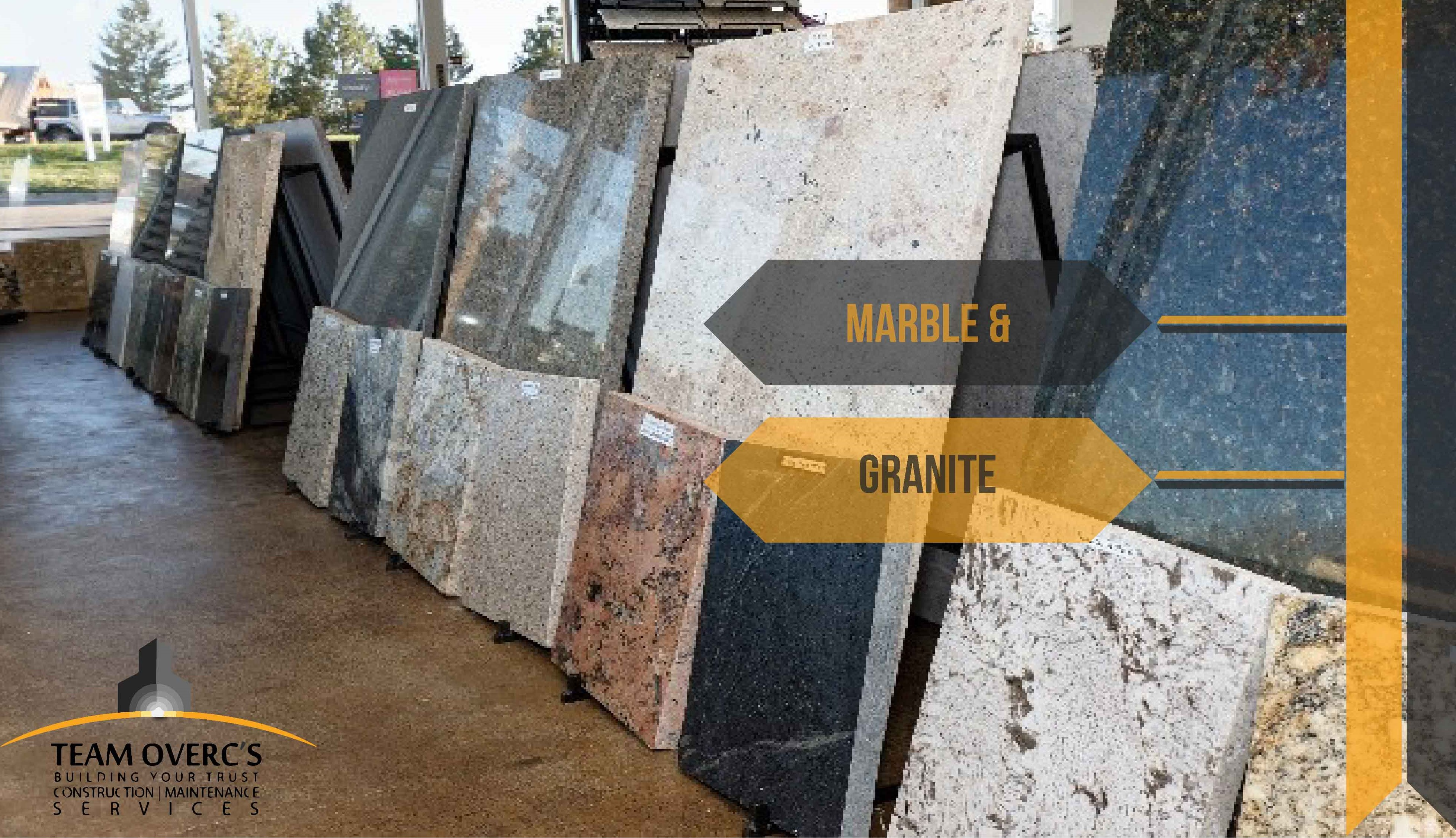 marble and granite for house