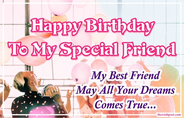 Top 24 Happy Birthday Friend Quotes Wishes Images