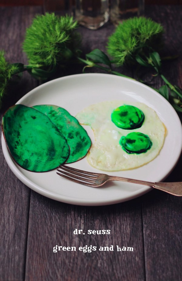 green eggs and ham # 73