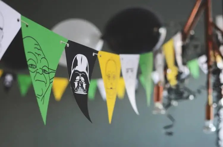 The Best Star Wars Party Ideas Happiness Is Homemade