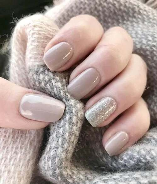 Natural Nude Nail Art Designs Just Trendy Girls
